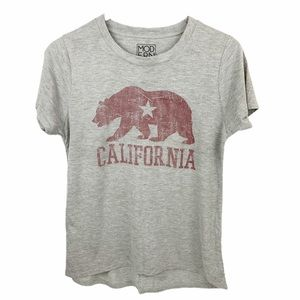 Modern Lux California Graphic T shirt Large